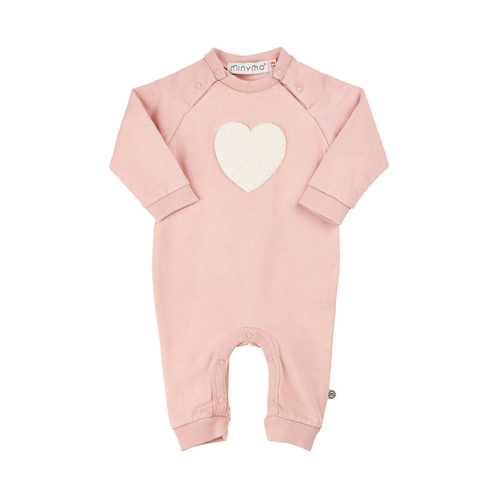Girls Sweat Onesie