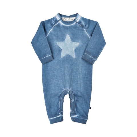 Boys Sweat Onesie