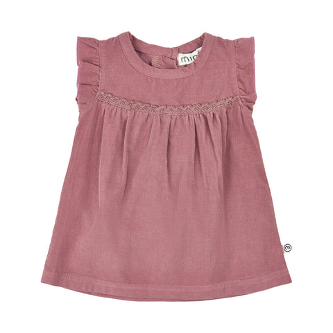 Girls Corduroy Dress