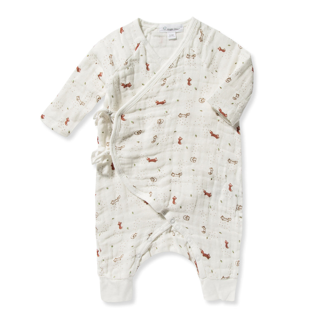 Muslin Wrap Coverall