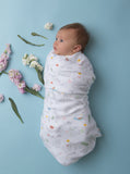 Swaddle Blanket - Pretty Foliage