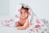 Swaddle Blanket - Watermelon