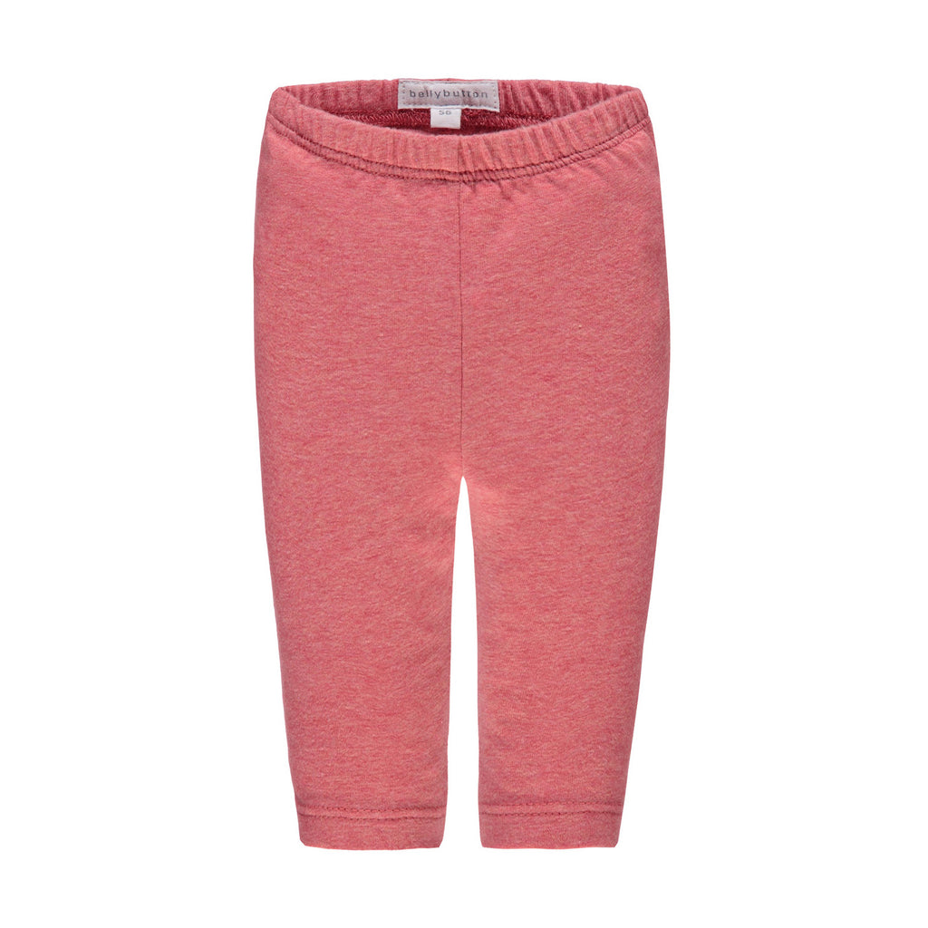Baby Girls Coral Leggings