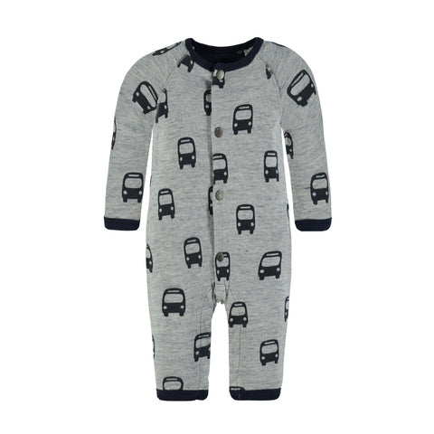 Bus Baby Overall