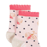 Pink Mix and match Socks