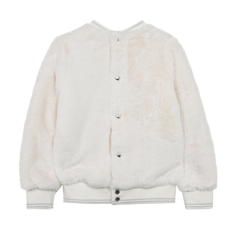 Girls Ivory Jacket