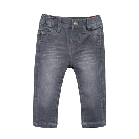 Boys Elephant Grey Jeans