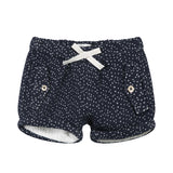 Girls dotted shorts