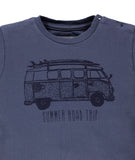 Boys Car Detail Sweatshirt