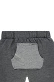 Baby Boys Grey Shorts - Organic Cotton