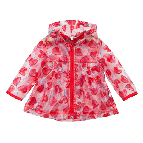 Printed Rubberised Raincoat