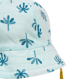 Reversible Percale Sunhat