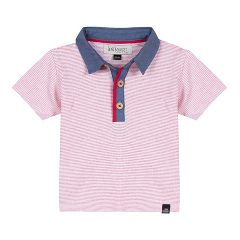 Boys Fancy Polo Shirt