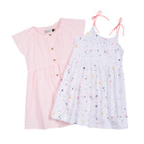 Girls 2 in 1 Dress