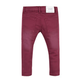 Baby Boys Bordeaux Jeans