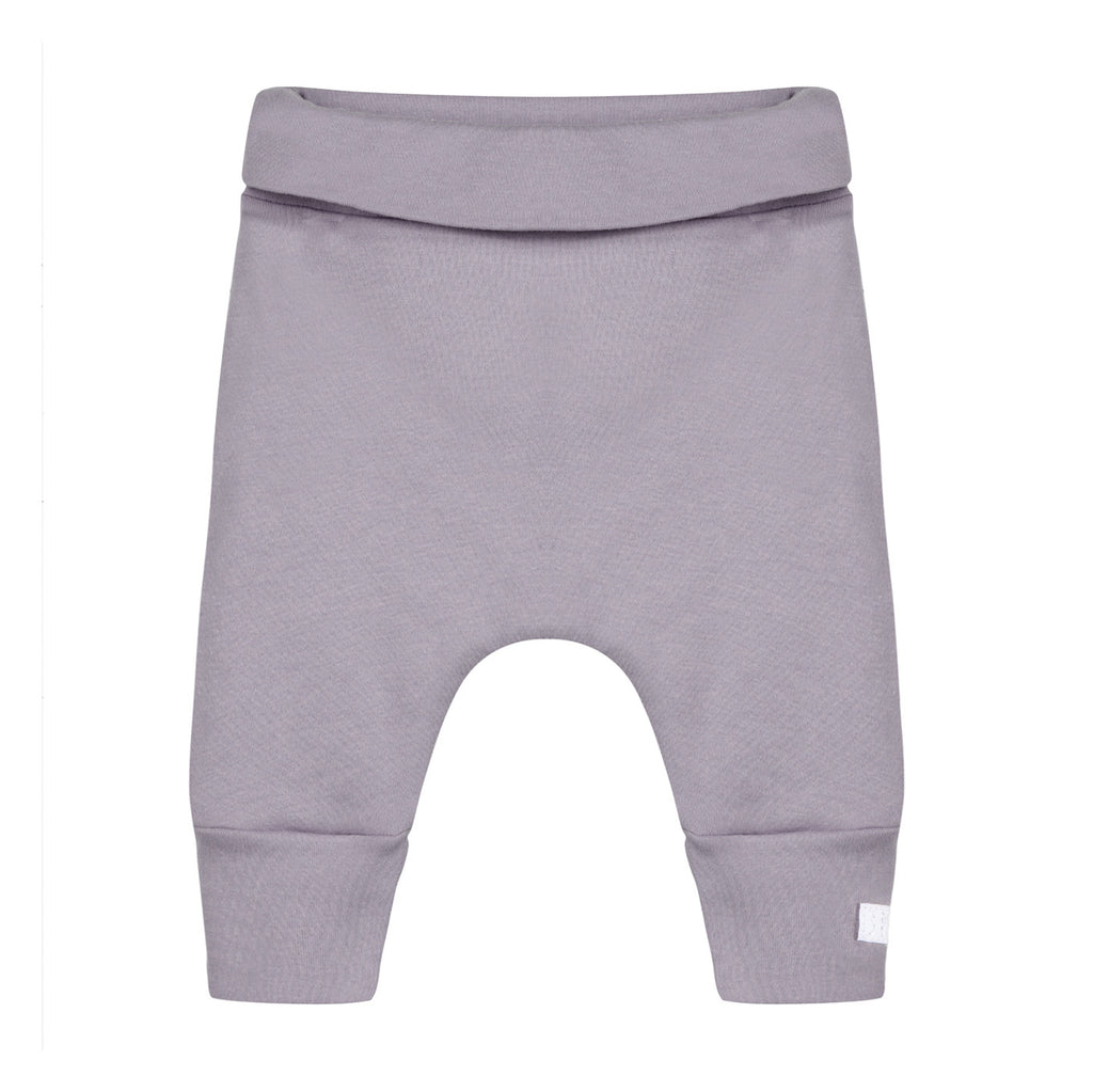 "Baby ""Welcome Baby"" Pants - Grey"