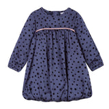 Baby Girls Blue Star Dress