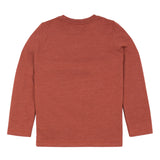 Boys Brick Red T-shirt