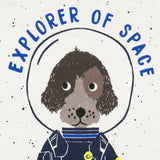 Explorer Of Space T-shirt