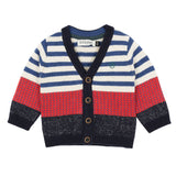 Baby Boys V-Neck Cardigan