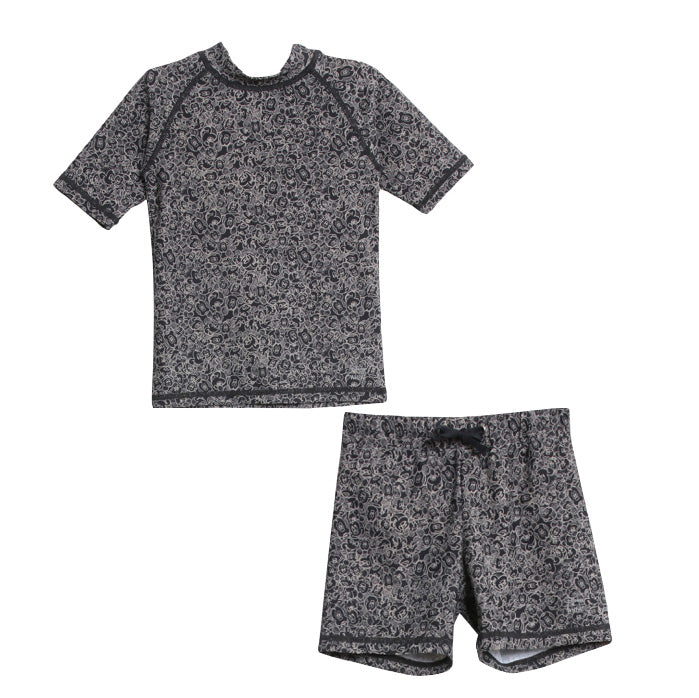 Mickey Print Swimming Set