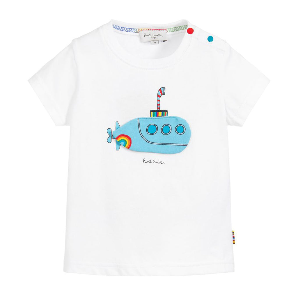 Baby Boys Cotton TODD T-Shirt