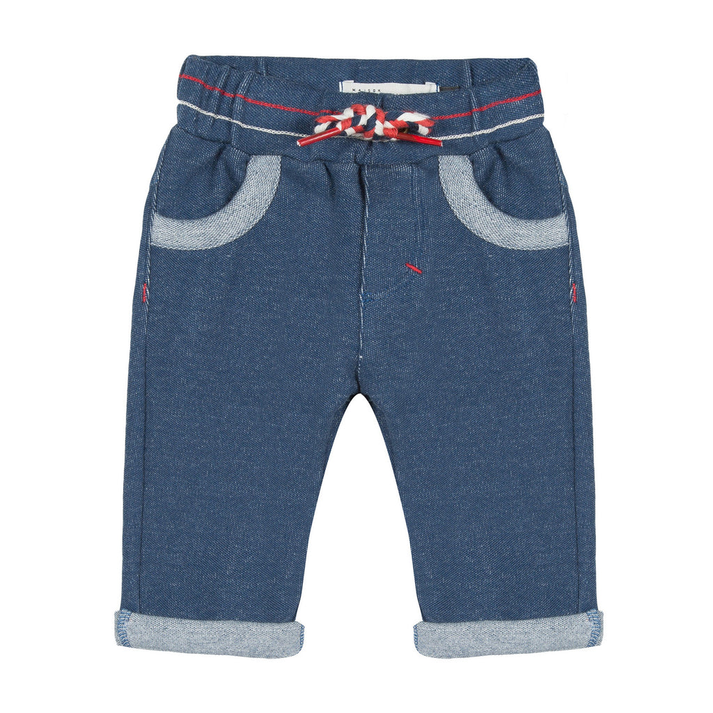 Baby Boys Soft Jersey Pants