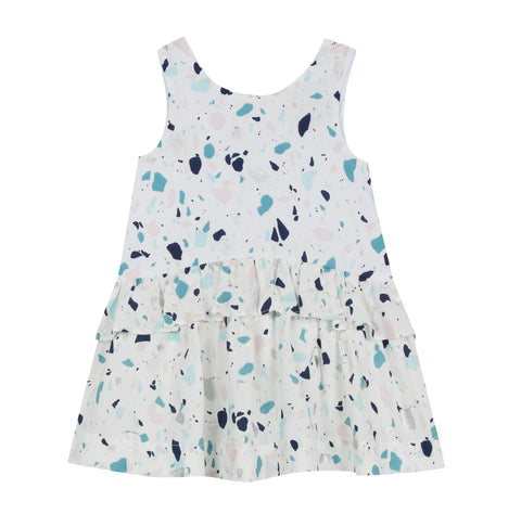 Baby Girls Printed Party Dress