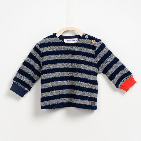 Baby Boys Cotton Sweater