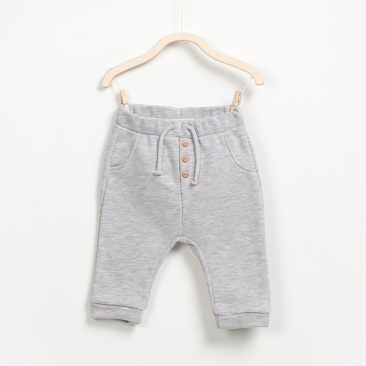 Baby Boys Fleece Pants