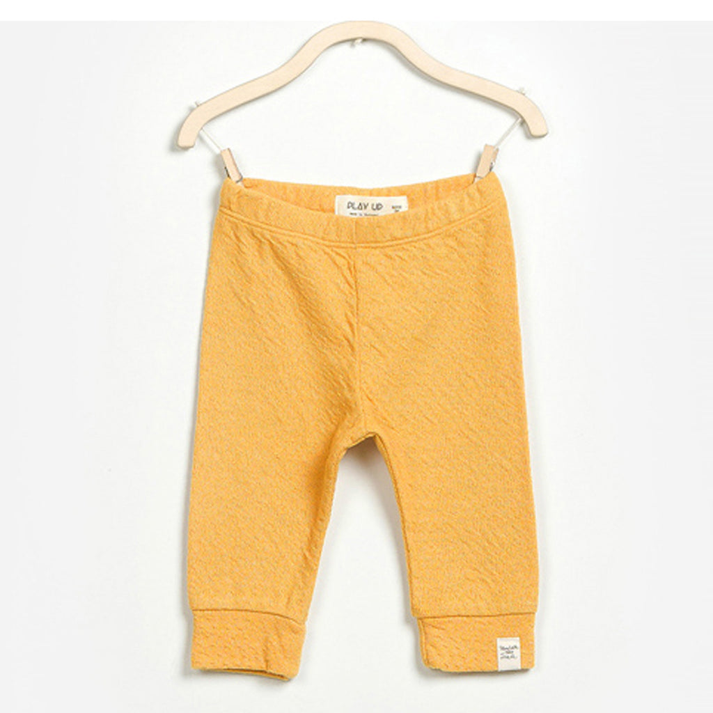 Baby Yellow Leggings