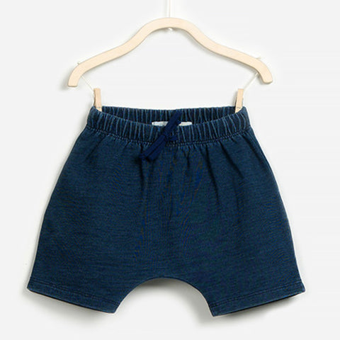 Baby Boys Navy Shorts