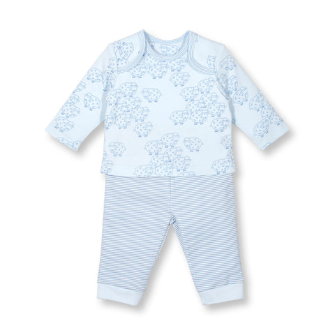 Little Lamb Bodysuit and Pant