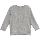Mickey Embossed Sweatshirt