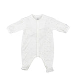 Baby's Unisex Printed Tube Knit Sleeper