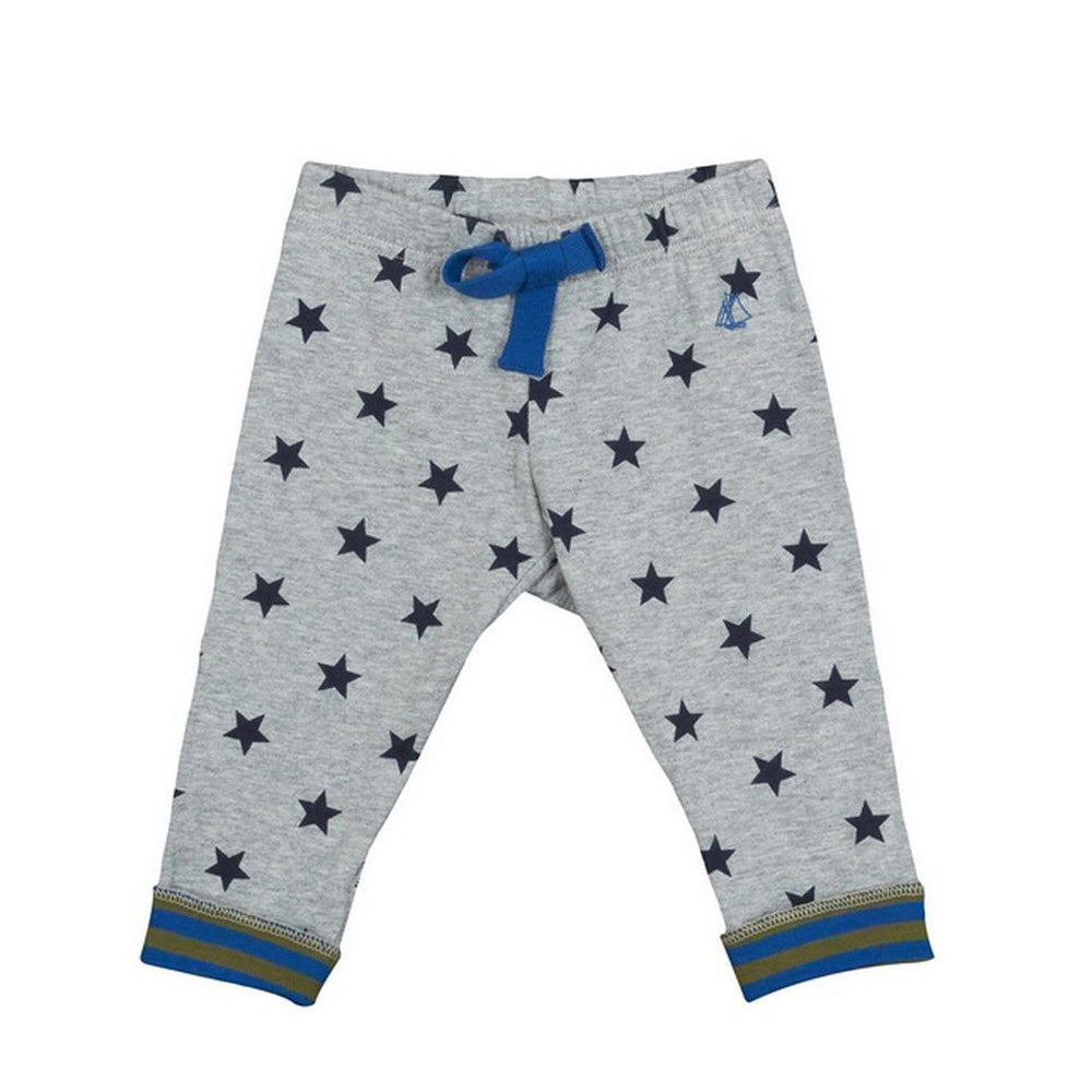 Boy Star Print Pants