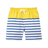 Boys Striped Swim Shorts