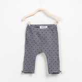 Baby Girls Printed Tricot Leggings