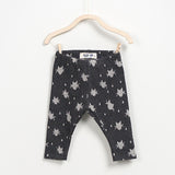 Baby Girls Jacquard Pants
