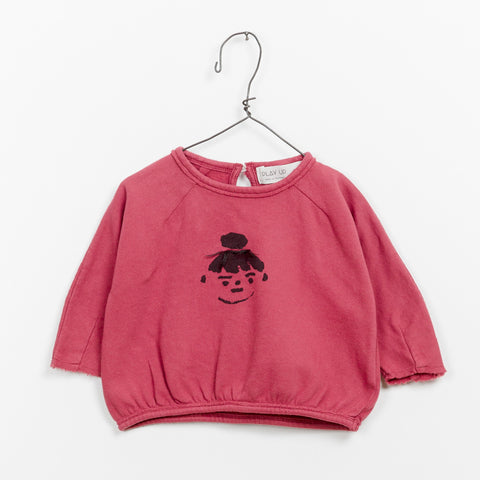 Baby Girls Fleece Sweater