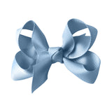 Girls Medium Boutique Bow Clips