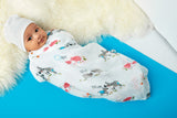 Swaddle Blanket - Farm Yard