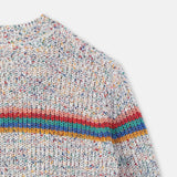 Girls Rainbow Sweater