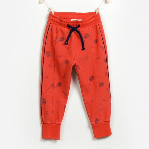 Boys Interlock Pants