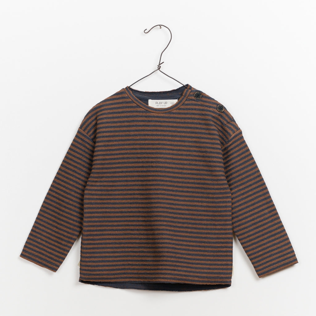 Boys Interlock Sweater