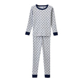 Boys Boat Print Loungewear Set