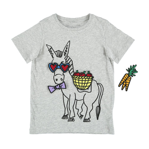 Arlow Donkey Badges T-shirt