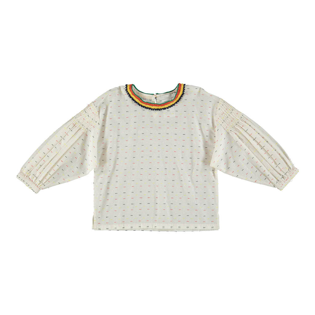 Juliana Crochet Blouse