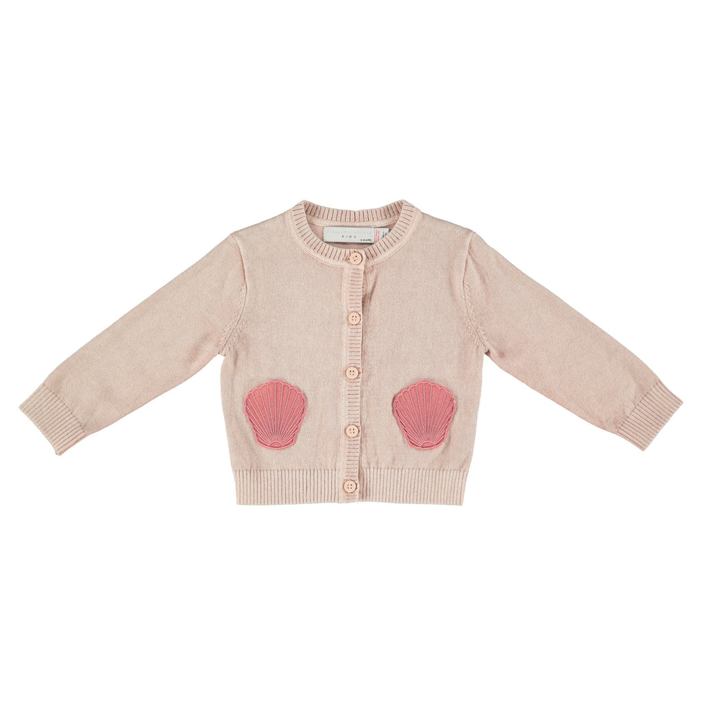 Lauren Baby Girl Knit Cardigan