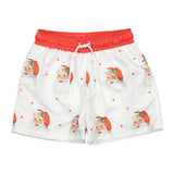 Beach Santa Swim Trunks